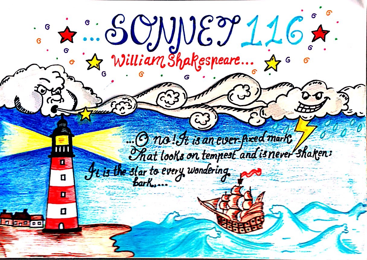 shakespeares sonnet 116 This document was downloaded from lit2go, a free online collection of stories and poems in mp3 (audiobook) format published by the.
